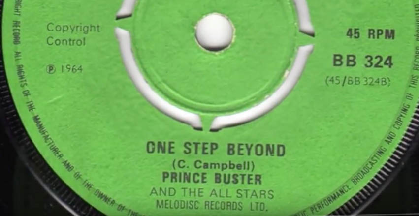 one step beyond record label